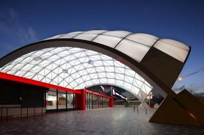 Adelaide Entertainment Centre by DesignInc. #Architecture