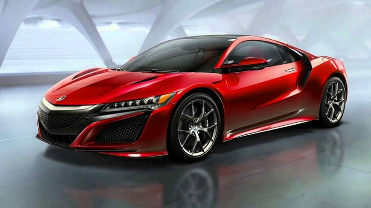 "NEW Honda NSX 2016 ""Supercar"" Reviews"