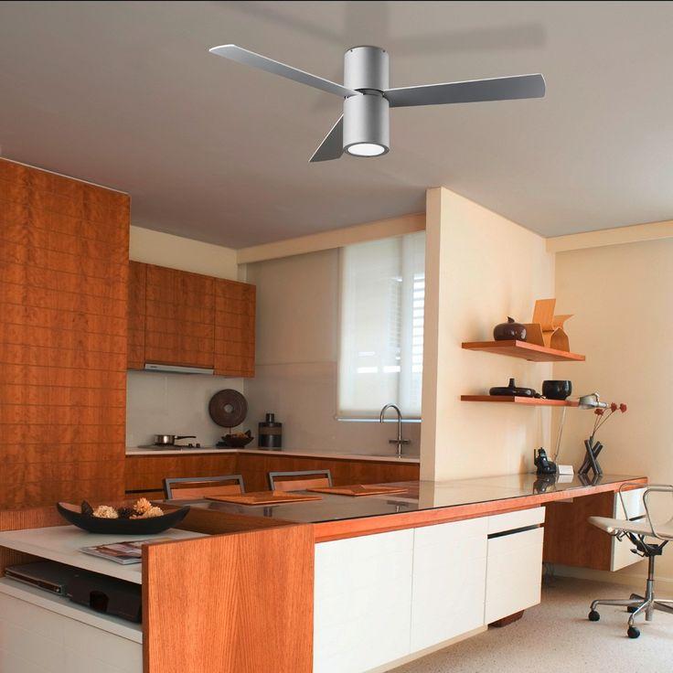 Formentera ventilatore - Leds C4 Illuminazione - Soffitto - Progetti in Luce