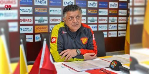 Yılmaz Vural: Kalecimiz yaklaşık yarım saat ağladı: TFF 1. Lig'de 29 Nisan Cumartesi günü deplasmanda lider Evkur Yeni Malatyaspor'la karşılaşacak Göztepe'nin teknik direktörü Yılmaz Vural #Gündeme dair açıklamalar yaptı.