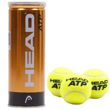 Head 3pcs Tube Original Atp Tennis Balls Official Tennis Ball Of London Master Raquete De Tennis Ball For Match Training Ball Head Tennis Atp Tennis