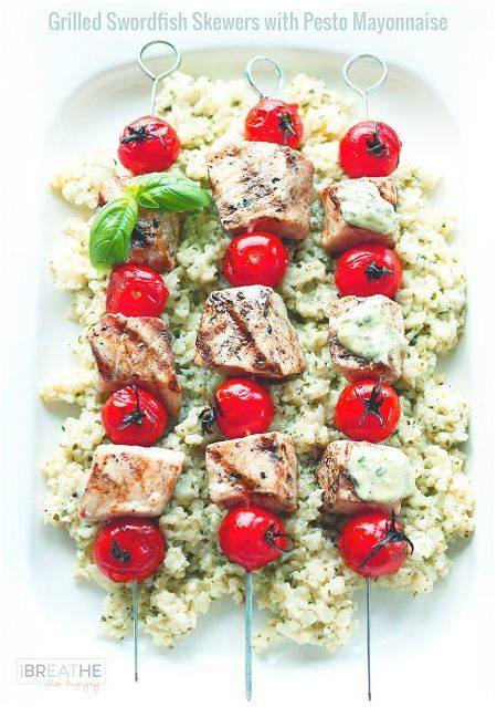 17 Best ideas about Grilled Swordfish on Pinterest | Grilled fish, How to grill salmon and ...