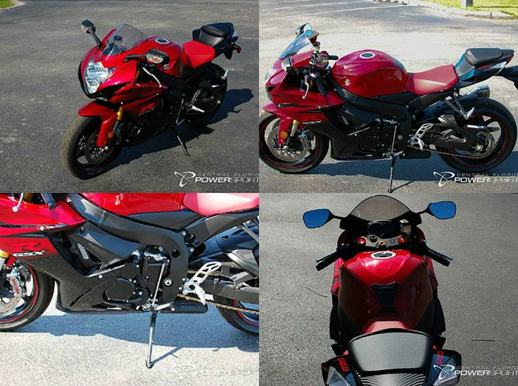 When you ride This Affordable as good as new Candy Daring Red 2014 Suzuki GSX-R750 #Sportbike_Motorcycle then you'll experience the breathtaking combination of outstanding race winning heritage, engine performance, crisp handling, compact size and light weight. It's a winning combination that allows any rider to experience the exhilarating rush any time, any place, anywhere. Get more details at…