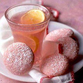 Pink Lemonade Wafers
