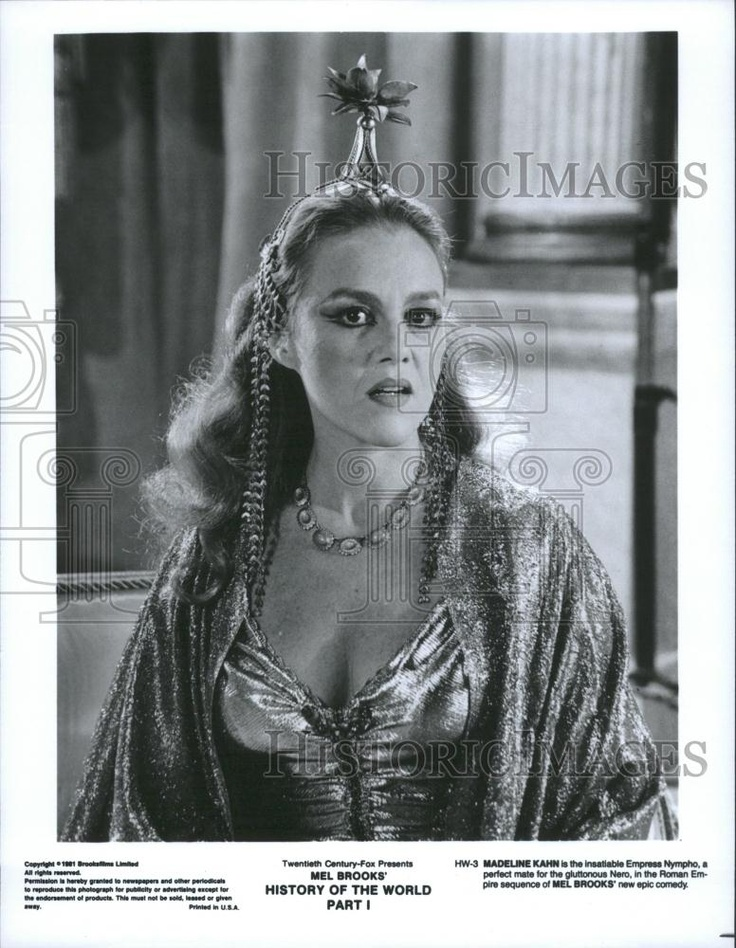 madeline kahn history of the world - photo #4