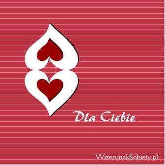 Kartka walentynkowa za darmo online! #walentynki #kartki