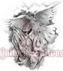 37 best images about religion on pinterest angel statues for Dove and hands tattoo