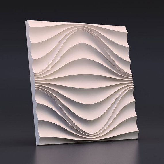 Material Silicone Size Brick Size 28 28 2cm 100 Brand New And In Good Condition It Will Hold The S Decorative Wall Molding Wall Molding Tile Wall Art