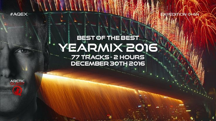 """The Yearmix of 2016! As 2016 draws to a close I'd like to thank YOU for your support this year. What better way for me to thank all of you by doing a """"best of the best"""" yearmix?!  This mix compiled by you and mixed by me in sweet harmony is BY FAR the most fun and especially boundaryless mix I've ever done.  Crank up the volume your neighbours need to stay awake anyway  Wish you a very healthy & happy 2017!  WSTLNDR & Fisher - Save Me (Bolier Remix) Art of Trance - Ultrafoxx (Gai Barone…"""