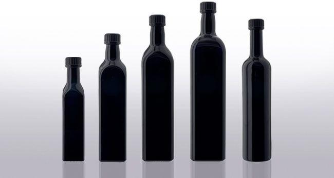 Tappo a vite per bottiglie da olio con inserto di tenuta in schiuma di PE
