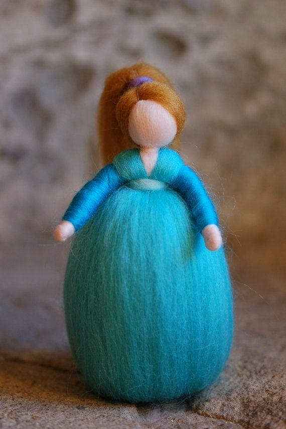 Giò Waldorf inspired fairytale wool by LeBambinediCaldalana