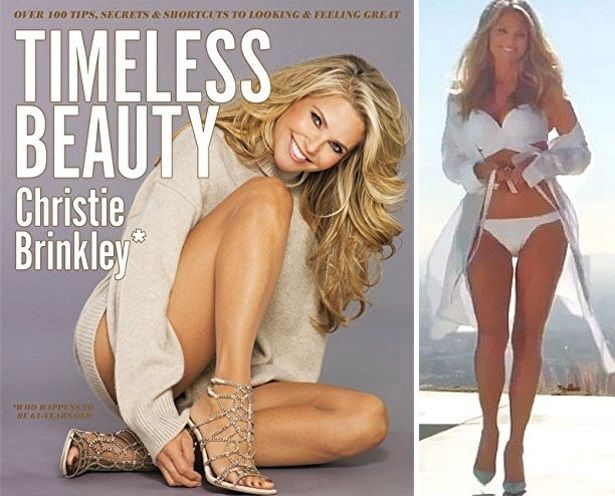 5 Tips to Anti Aging Naturally Christie Brinkley, 61, Details Anti-Aging Beauty Secrets: Vegetarian Diet and Yoga Workouts
