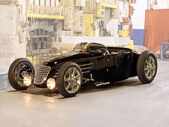 The Sr392 Roadster  - Quality Metalcrafters