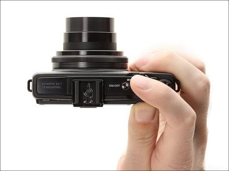 аbracadabra - Тест фотоаппарата Olympus XZ-1