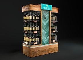 Singleton whisky POSM on Behance