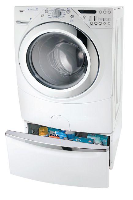 washing machine drawer