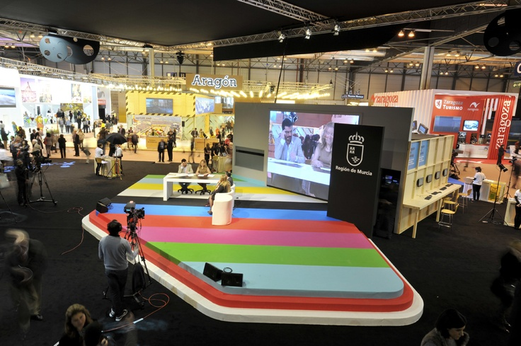 Exhibition Stand Design Barcelona : Stands by servis fitur stand builder barcelona spain