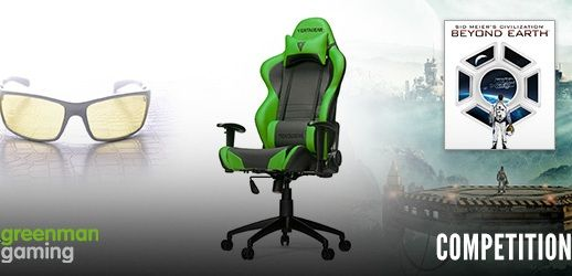 Green Man Gaming and Playfire teamed up with Overclockers UK, Vertagear, NoScope and 2K to bring an extra special competition