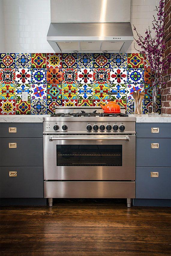die besten 25 mexikanischen farben ideen auf pinterest mexikanische kacheln mexikanische. Black Bedroom Furniture Sets. Home Design Ideas