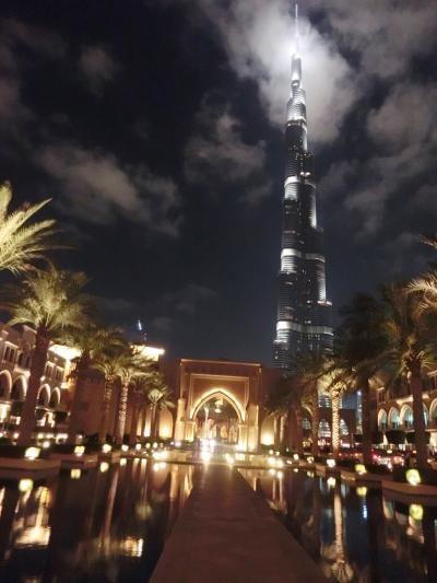 Dubai後半 宿泊はザ・パレスダウンタウン・ドバイ(・ω・)/♪ (ドバイ)
