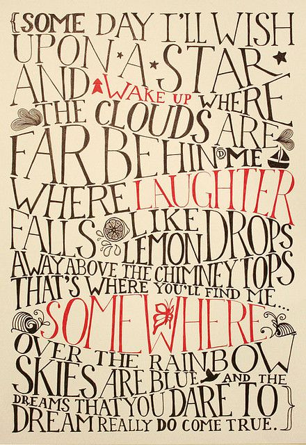 over the rainbow: Wizardofoz, Dreams, Quotes, Judy Garlands, Songs, Rainbows, Baby Room, Wizards Of Oz, Wizard Of Oz