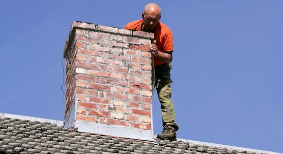 When to get your Chimney Cleaned  Regular cleaning of the creosote build up and inspection of the chimney flue will ensure that your chimney is clean. Your chimney needs cleaning if the fire starts too slowly, smoke is filling the room and house, and if cold air and bad odors are entering the room. If your chimney needs cleaning, contact the professionals from Gary's Gutter Service, Inc.. Call 845-450-1006. Read more…https://goo.gl/BEJ04L #Chimneycleaning, #maintainingchimney…