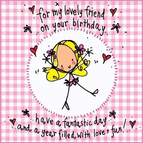 Lovely Friends Birthday