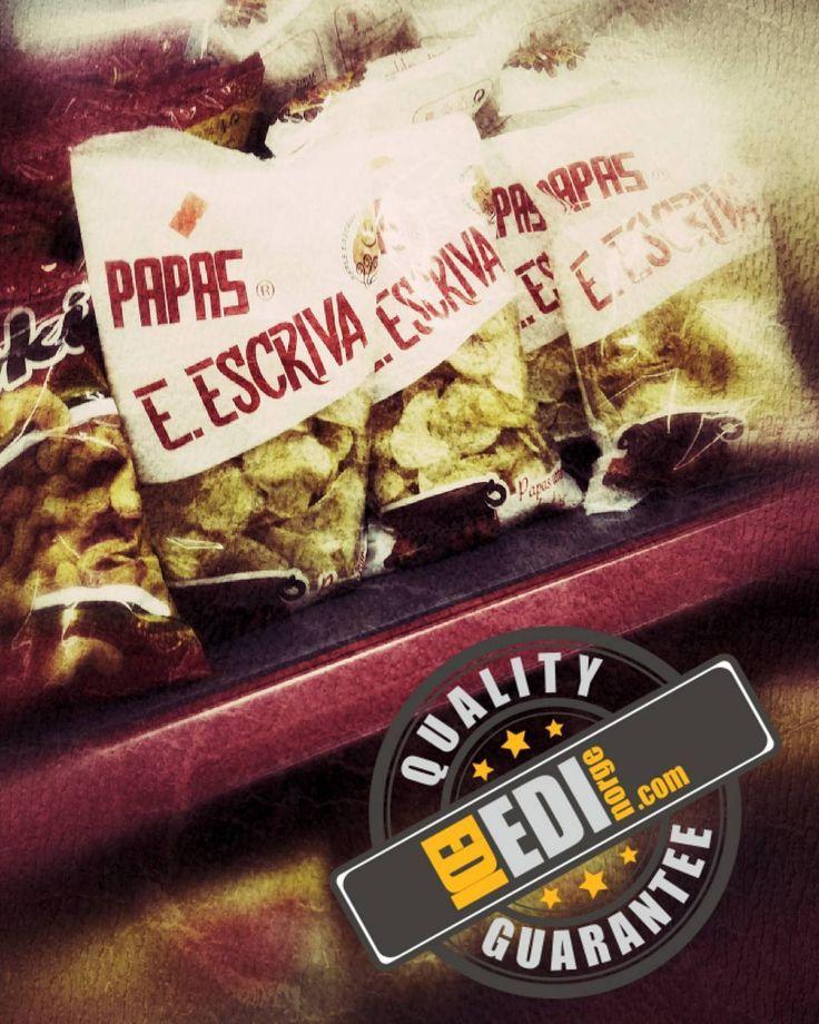 #EDINorge Liker du POTETGULL ? Vi har nye produkter! Vil du spise bedre forskelig? komm in! Lurer du på hvor du får kjøpt produktene våre? her http://bit.ly/DemoEDI #matoslo #nowoslo #oslo #matbutikken