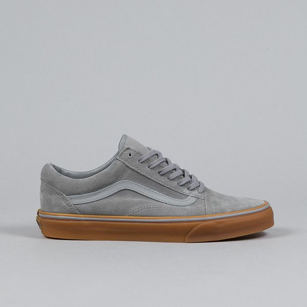 Vans Old Skool (Gumsole) Frost Gray