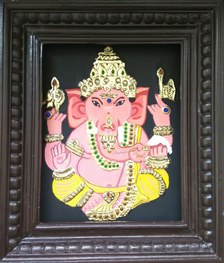 Pin By Tanjore Painting amp Materials On Paintings