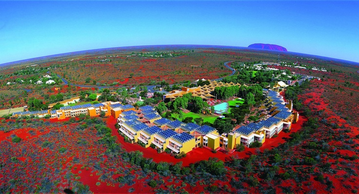 Ayers Rock Resort provides a variety of accommodation options to suit every taste and budget - including the premium Sails in the Desert Hotel, Emu Walk Apartments and the Ayers Rock Campground, Australia