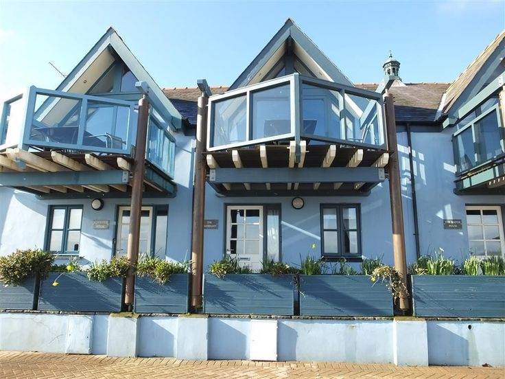 This 5* property is our newest addition. Modern, luxurious and sleeping four people it's the perfect family retreat. With views out over the beach and only a minutes walk to the golden sand. Call today to book 01834 844565.