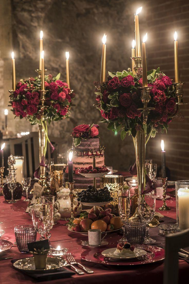 25+ Best Ideas About Candelabra Wedding Centerpieces On