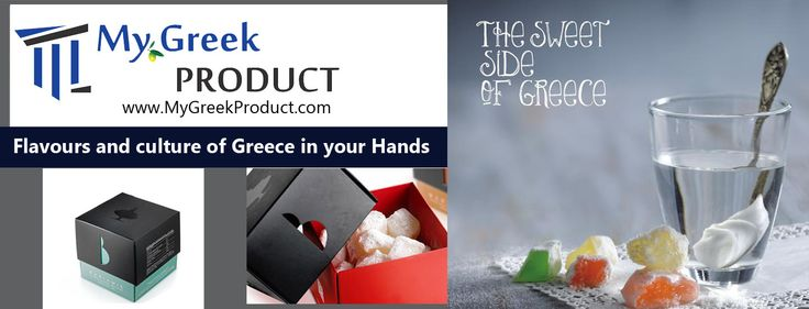 The sweet side of Greece. Traditional Greek delight one click away...... Loukoumi in different flavors. http://mygreekproduct.com/el/106-loukoumi#/-bariamis_sweets