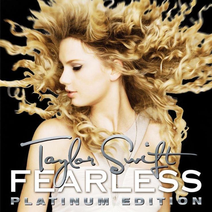 Taylor Swift - Fearless (Platinum Edition) on 2LP