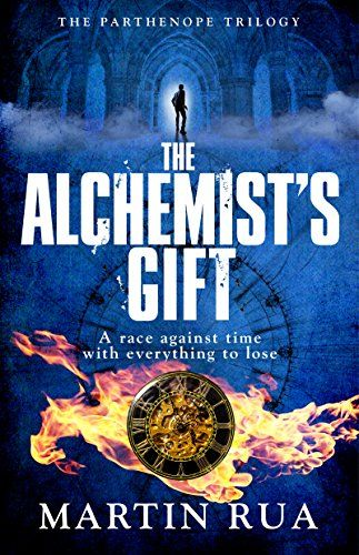 """The second installment in the Parthenope Trilogy """"The Alchemist's Gift"""". Find the ebook on Amazon: https://www.amazon.co.uk/Alchemists-Gift-gripping-conspiracy-Parthenope-ebook/dp/B01LZMW7ND/ref=sr_1_2?ie=UTF8&qid=1493909680&sr=8-2&keywords=martin+rua"""