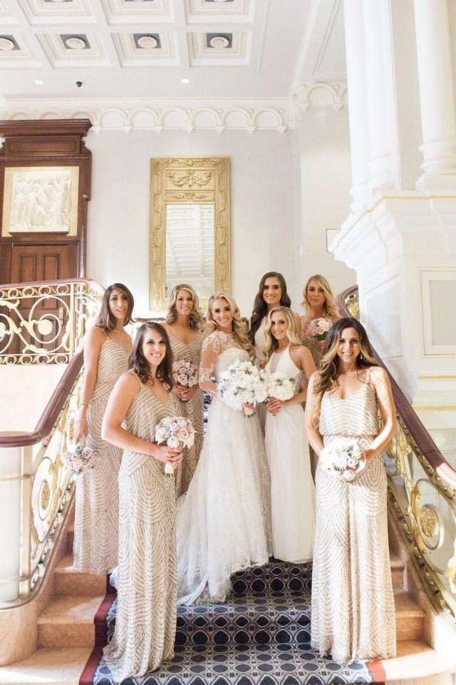 Introducing Adrianna Papell Bridesmaids Mcwedding