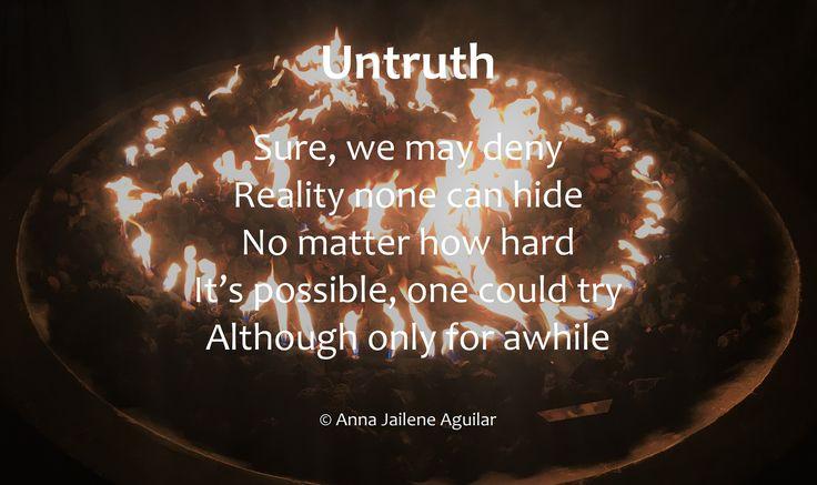 Untruth – Anna Jailene Aguilar