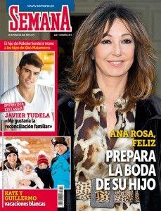 #KioskoRosa: Las portadas del 9 de marzo / Semana #Revistas #Corazón #Famosos