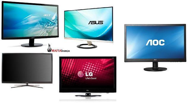 Harga Monitor LCD Terbaru