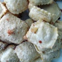 Fried Ravoli