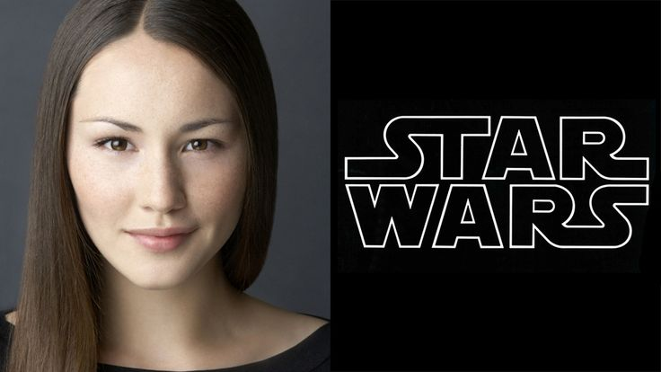 """'Star Wars: Episode VII' Casts Christina Chong - The British actress has joined the cast of """"Star Wars: Episode VII,"""" sources confirm. She joins Adam Driver, John Boyega and Daisy Ridley. Mark Hamill, Carrie Fisher, and Harrison Ford."""
