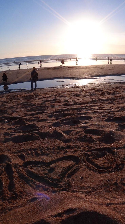 Kuta Bali - Indonesia, send love message for the love one.