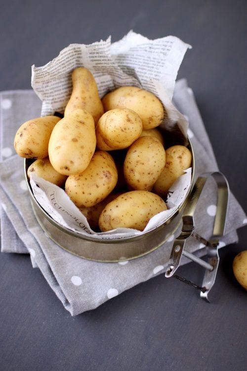 Recette Pomme De Terre Grenaille Poele Good Pommes De Terre With