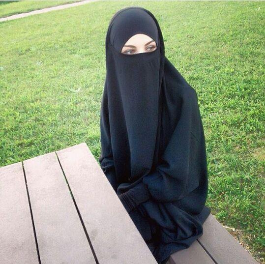 Chechen niqabi