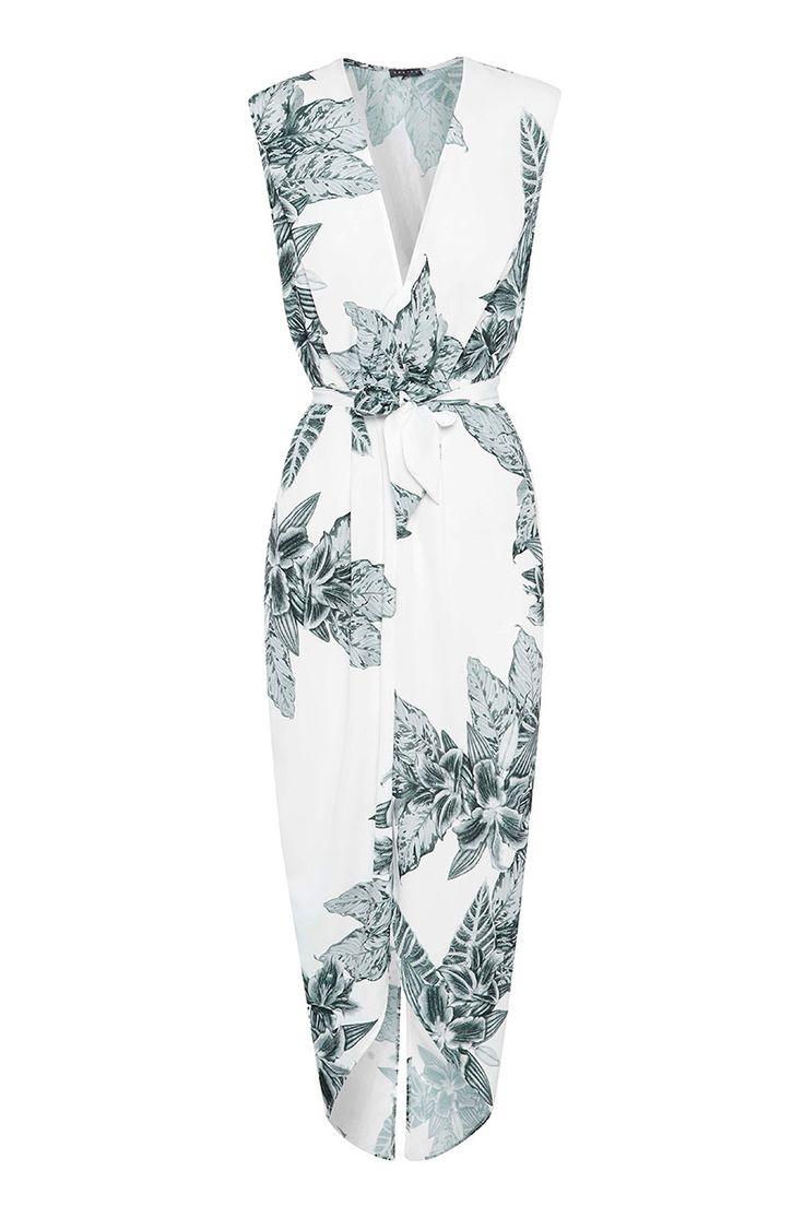 Sheike // Bay Vista Maxi Dress