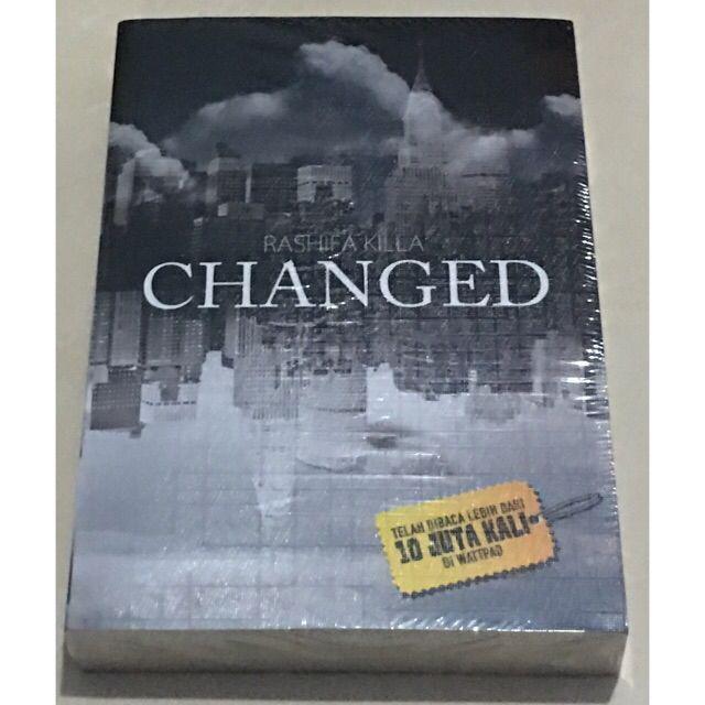 Saya menjual Changed (Soft Cover) oleh RASHIFA KILLA seharga Rp79.200. Dapatkan produk ini hanya di Shopee! https://shopee.co.id/belanjabukubuku/129383375 #ShopeeID