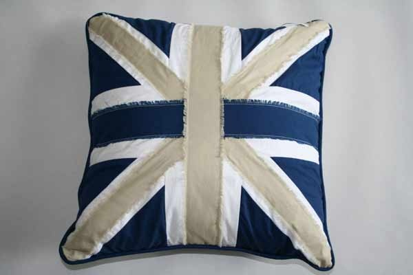 Pillow - Upcycle old jeans