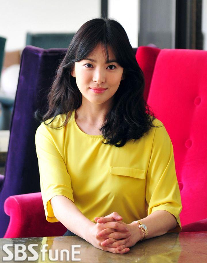 """'탈세의혹' 송혜교 측 입열다 """"봐주기 의혹? 가혹하고 안타깝다"""""""