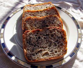Chleb bezglutenowy z maki gryczanej